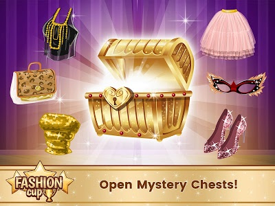 screenshot of Fashion Cup - Dress up & Duel version 2.90.0