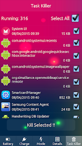 screenshot of Fast charger Battery version 2.0
