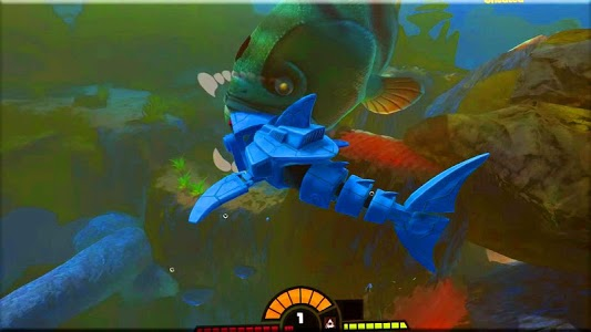 screenshot of Feed Underwater Fish & Grow - Feed Hungry Fish version 4.0