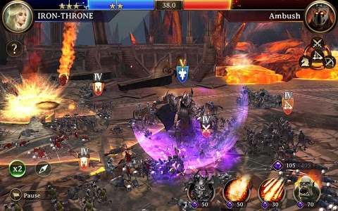 screenshot of Iron Throne version 4.2.8