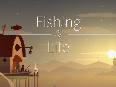 screenshot of Fishing Life version 0.0.66