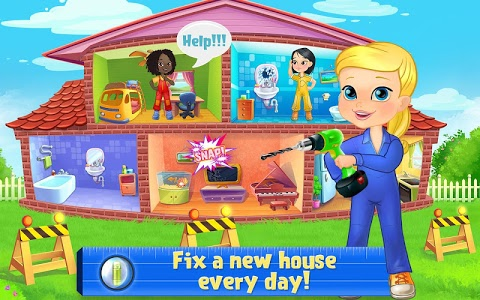 screenshot of Fix It Girls - House Makeover version 1.0.8