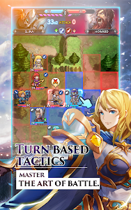 screenshot of Flame Dragon Knights FDK (Official) - Strategy version 1.1.32