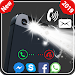 Flash on Call and SMS: Automatic flashlight 2019