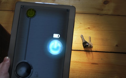 screenshot of Flashlight HD LED version 1.90.02