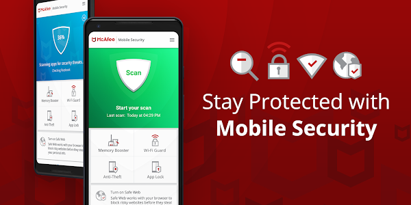 screenshot of Mobile Security: VPN Proxy & Anti Theft Safe WiFi version 5.5.1.264