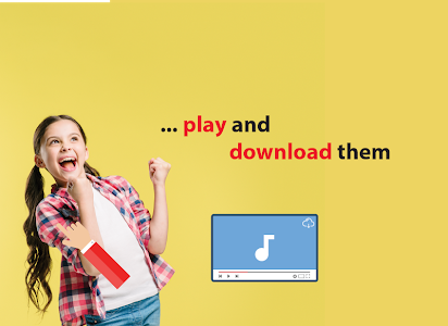 screenshot of Free music downloader - Any mp3, Any song version 1.3.1