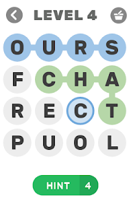 screenshot of French Wordnite (Français) - Word Search Puzzle version 1.4.9z