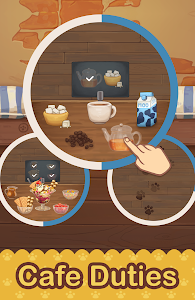 screenshot of Furistas Cat Cafe - Cuddle Cute Kittens version 1.923