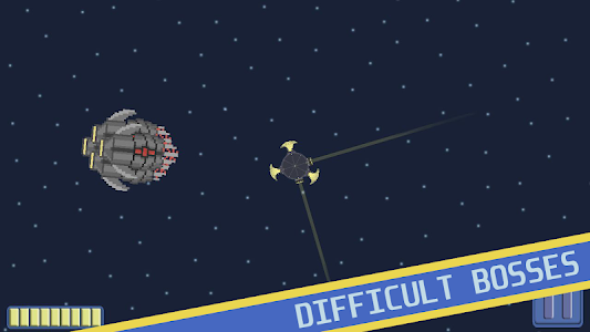 screenshot of Galactic Invaders: Space Shooter version 1.4