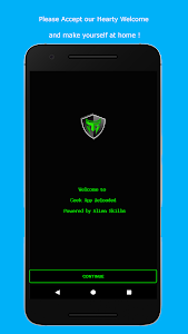 screenshot of GeekApp-Ethical Hacking Certification,Courses&News version 1.3