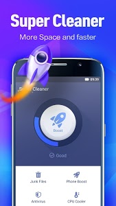screenshot of Super Cleaner - Antivirus, Booster, Phone Cleaner version 2.4.7.22779