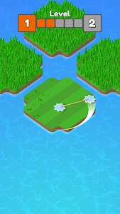 screenshot of Grass Cut version 1.8.1_410
