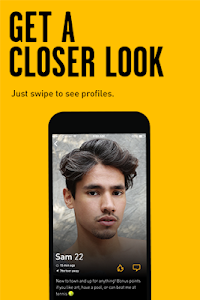 screenshot of Grindr - Gay chat, meet & date version Varies with device