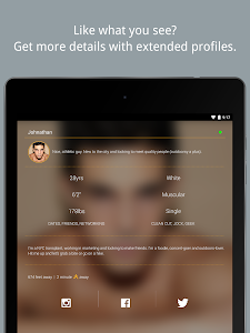 screenshot of Grindr - Gay chat, meet & date version 2.2.6