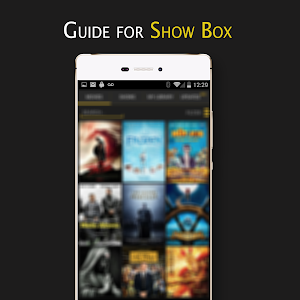 screenshot of Guide for Show Movie Box HD version 1.0