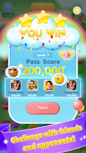 screenshot of Happy Crush Game - Match 3 Puzzle Game version 1.0.0