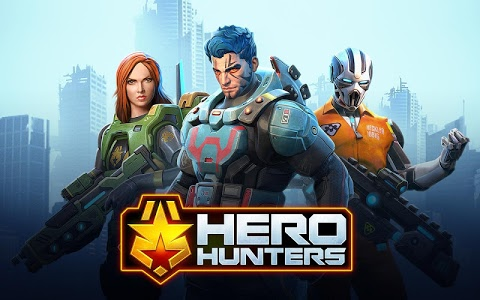 screenshot of Hero Hunters version 3.1