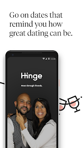 screenshot of Hinge: Dating & Relationships version 5.6.3