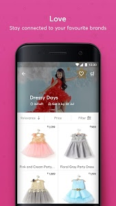screenshot of Hopscotch - Shop for your baby version 2.6.8