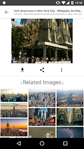 screenshot of Image Search - ImageSearchMan version 1.78