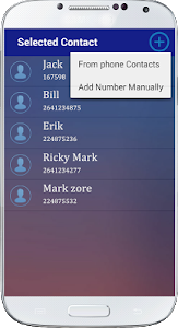 screenshot of Incoming Call Lock - Free version 1.312