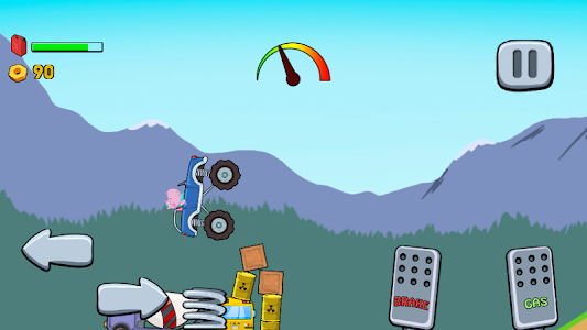 screenshot of Kids Monster Truck version 1.1.6