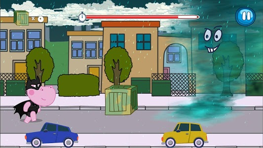 screenshot of Kids Superheroes free version 1.1.1