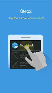 screenshot of Touch Lock - lock your screen and keys version 3.16.19080300 GP RELEASE
