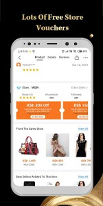 screenshot of Kilimall - Affordable Online Shopping version 3.2.9.4