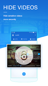 screenshot of LOCKit - App Lock, Photos Vault, Fingerprint Lock version 2.2.48_ww