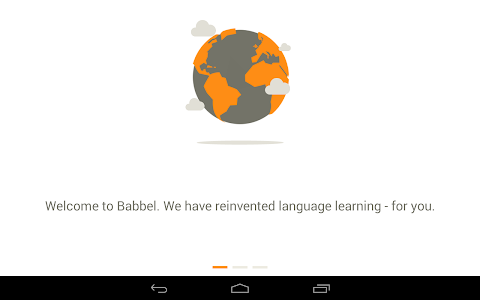screenshot of Babbel – Learn Turkish version Varies with device