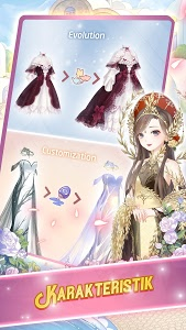 screenshot of Love Nikki-Dress Up Fantasy version 1.9.0