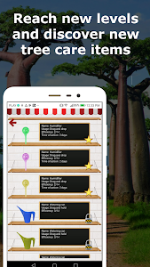 screenshot of Lucky tree - plant your own tree version 1.2.1
