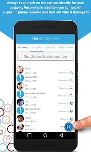 screenshot of Me - Simply See version 5.61