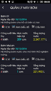 screenshot of MEKONG version 2.2.8