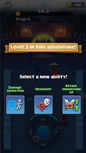 screenshot of Magician's Apprentice version 1.2.1