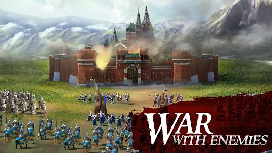 screenshot of March of Empires: War of Lords version 3.8.0o