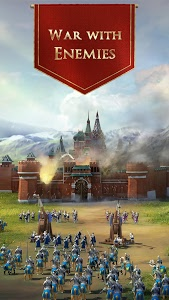 screenshot of March of Empires: War of Lords version 2.5.0p