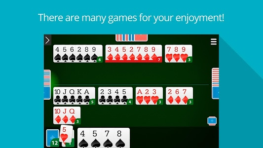screenshot of MegaJogos - Online Card Games and Board Games version Varies with device