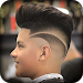 Men Hairstyle set my face 2018