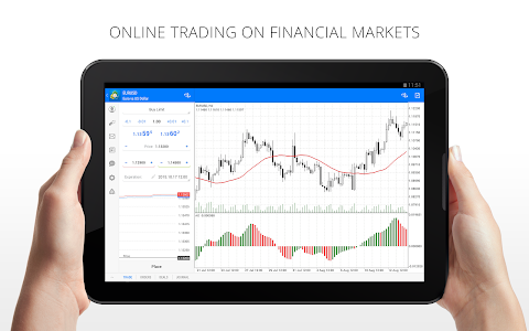 screenshot of MetaTrader 5 version 500.1262