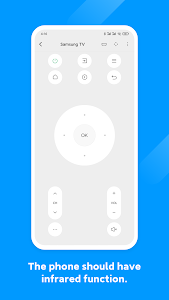 screenshot of Mi Remote controller - for TV, STB, AC and more version 5.8.5.6G