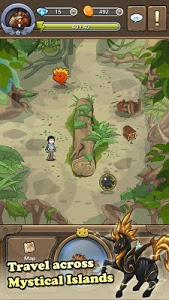 screenshot of Mighty Monsters version 0.97