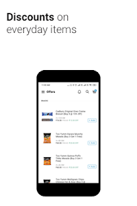 screenshot of Milkbasket - Hasslefree Daily Grocery Delivery version 4.4.8