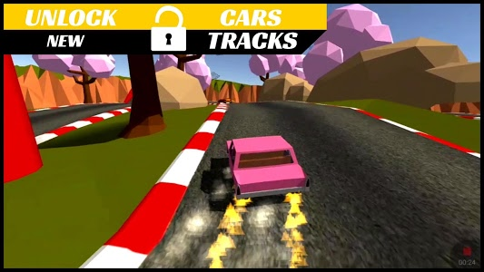 screenshot of Moad Racing in Car - Race 3D Arcade RC Speed version 1.21