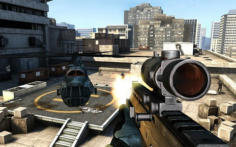 screenshot of Modern Combat 3: Fallen Nation version 1.1.4g