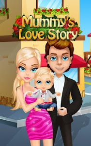 screenshot of Mommy's New Baby - Love Story version 1.0