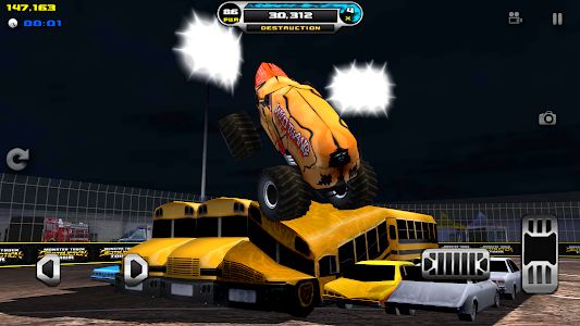 screenshot of Monster Truck Destruction™ version 2.8.0.13