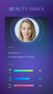 screenshot of Ms.Sibyl - Face Aging Future, Palm Scan, Pastlife version 1.14
